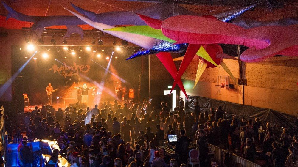 Il va y avoir de l'ambiance ce week-end à Salvan!