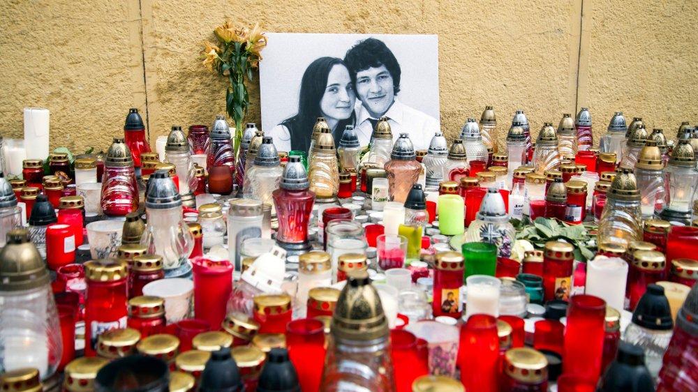 Les corps du journaliste Jan Kuciak et de sa compagne Martina Kusnirova  ont été retrouvés, dimanche soir, dans leur maison.
