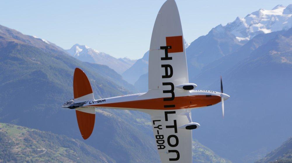 La société H55, issue de l'aventure Solar Impulse, s'installe à Sion. Elle va développer les avions électriques de demain, elle qui a déjà participé à la conception du premier avion acro électrique.