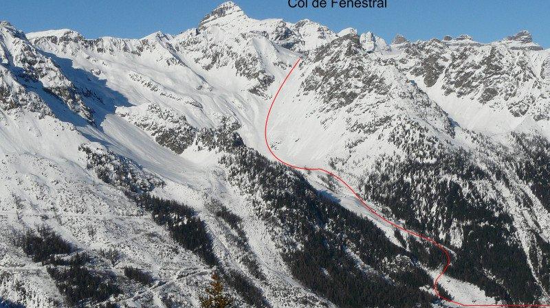 Deux blessés — Avalanche en Suisse