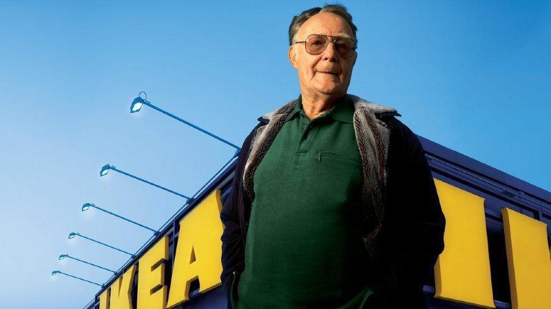 Carnet noir: Ingvar Kamprad, fondateur d'IKEA, est mort à 91 ans