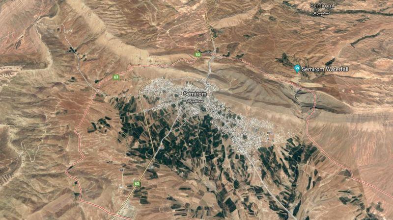 Iran: le crash d'un avion fait 66 morts dans le centre du pays