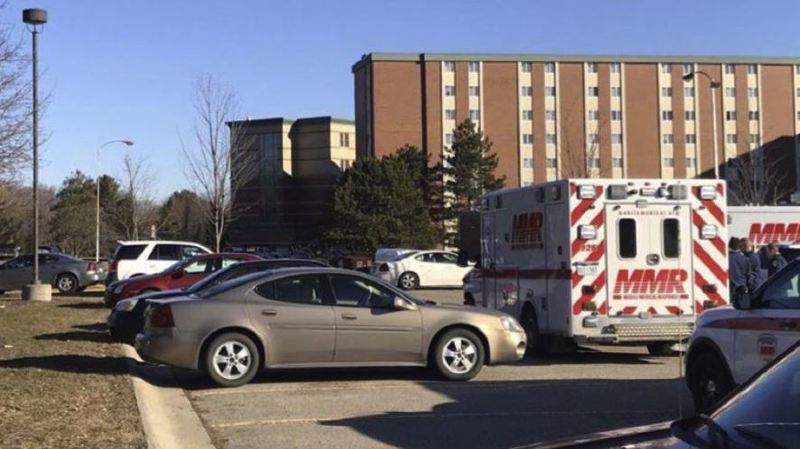 Des témoins ont fait état vendredi de coups de feu tirés sur le campus de l'université de Central Michigan dans le nord des Etats-Unis.