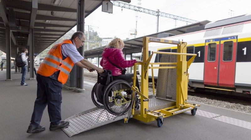 L'association a testé les nouvelles rames de Bombardier.