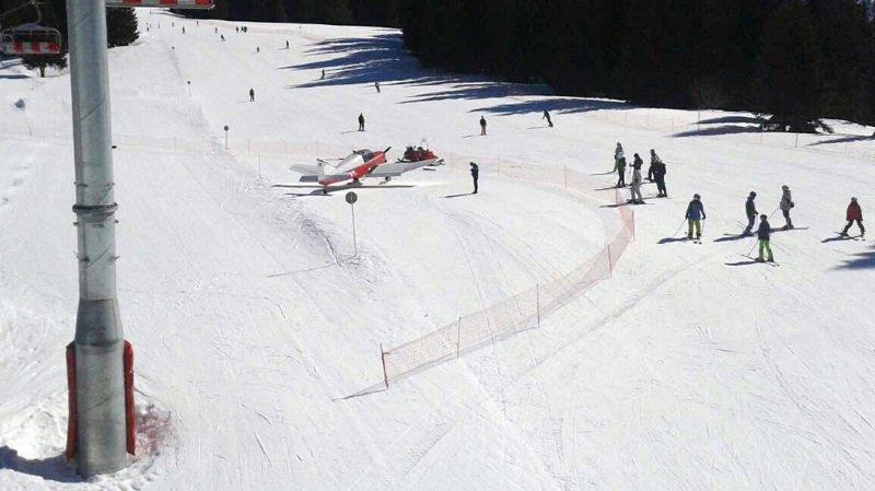 France: deux enfants à skis tombent d'une falaise, un mort