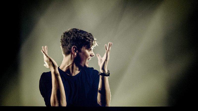 Le DJ Martin Garrix, superstar de l'EDM; sera à Tourbillon le 11 juillet.