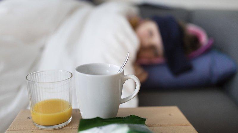 Santé: la grippe continue de reculer en Suisse, sauf chez les moins de 4 ans