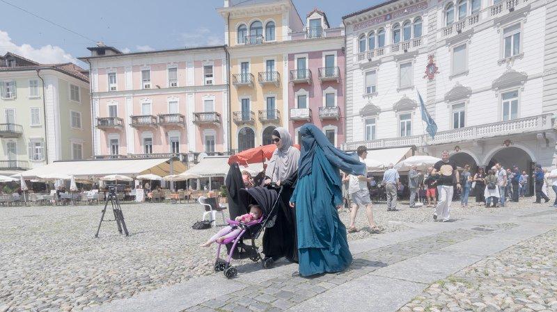 Saint-Gall: les citoyens voteront sur l'interdiction de la burqa