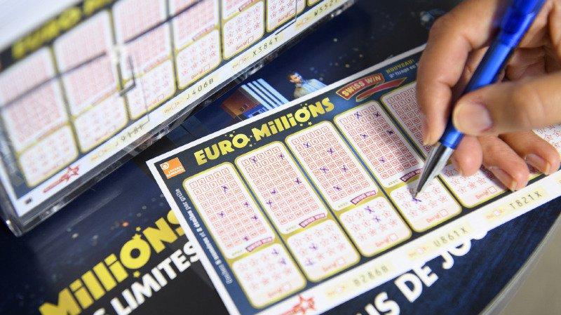 EuroMillions: un jackpot de 201 millions à décrocher ce vendredi