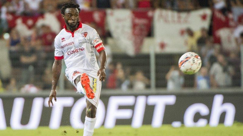 Xavier Kouassi retrouve le FC Sion. Pour le plus grand plaisir de supporters qui n'auront pas oublié l'implication de l'Ivoirien lors de son passage en Valais.