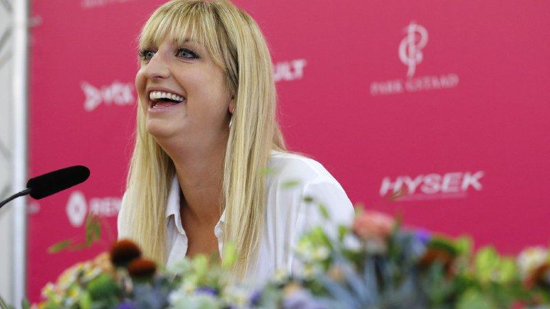 Tennis: Timea Bacsinszky s'envolera vers la Russie pour y disputer le tournoi WTA
