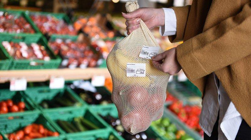 Les Suisses consomment davantage de produits locaux en ce qui concerne l'alimentation.