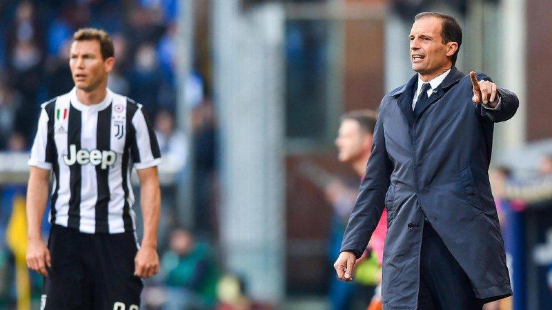 Football: Stephan Lichtsteiner retrouve la Juventus en Ligue des champions
