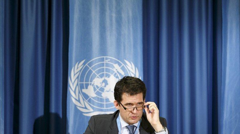 Droits humains: le rapporteur suisse de l'ONU s'alarme de millions de migrants torturés