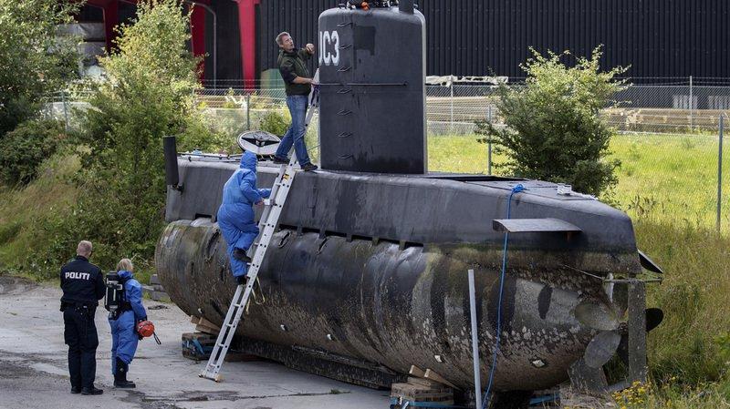Acte d'accusation: l'inventeur Peter Madsen a torturé la journaliste suédoise avant de la tuer