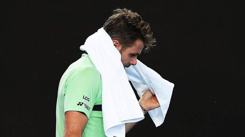 """ATP Marseille: """"Ce sont des moments difficiles"""" avoue Stan Wawrinka"""
