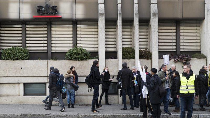 La grève à l'ats est suspendue, négociations à partir de mi-février avec le conseil d'administration