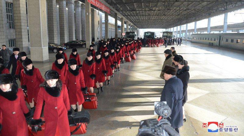 JO-2018 : Pyongyang qualifie les manifestants sud-coréens de
