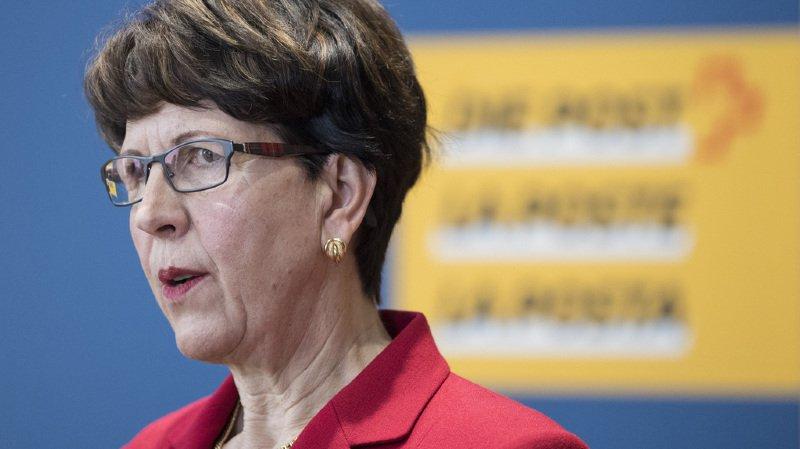 Scandale CarPostal: le Conseil d'administration réitère sa confiance envers la cheffe de La Poste Susanne Ruoff