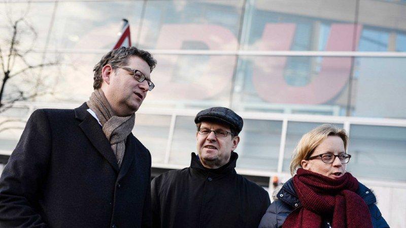 Allemagne: les conservateurs d'Angela Merkel et le SPD trouvent un accord pour former un gouvernement