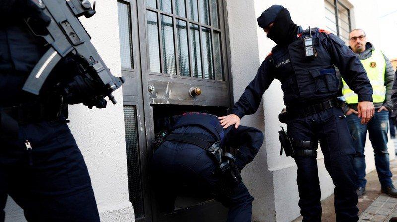 Espagne: 17 personnes issues des Hells Angels arrêtées pour meurtre et trafic de drogue