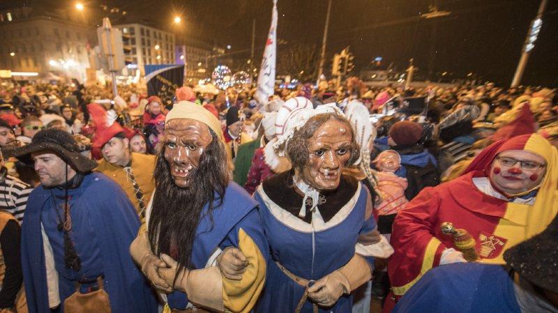 Carnaval: début des festivités à Lucerne et à Soleure