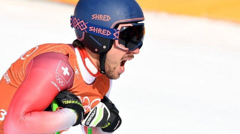 JO 2018: Caviezel et Janka marquent des points dans l'optique d'une sélection pour la descente