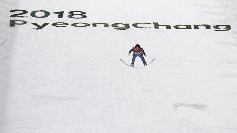 JO 2018 - saut à ski: Ammann 10e des qualifications
