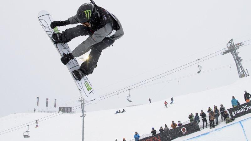 JO 2018 - Snowboard: blessé, le Suisse Iouri Podladtchikov ne défendra pas son titre