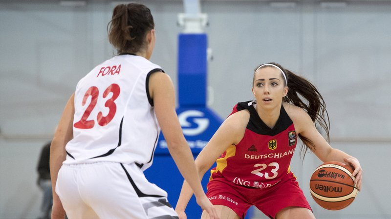 Basketball: les Suissesses ont essuyé leur troisième défaite dans les éliminatoires de l'Euro 2019