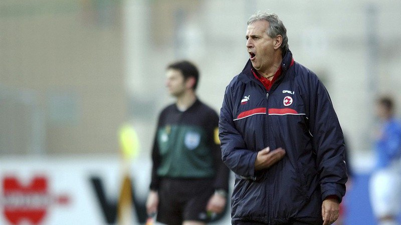 Football: Bernard Challandes est le nouvel entraîneur du Kosovo