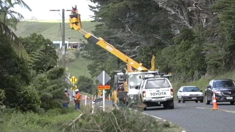 Nouvelle-Zélande: un cyclone bloque des milliers de touristes