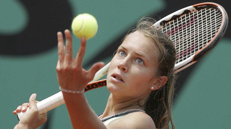 Au prochain tour, Vögele (27 ans) affrontera l'Américaine Sloane Stephens (WTA 13).