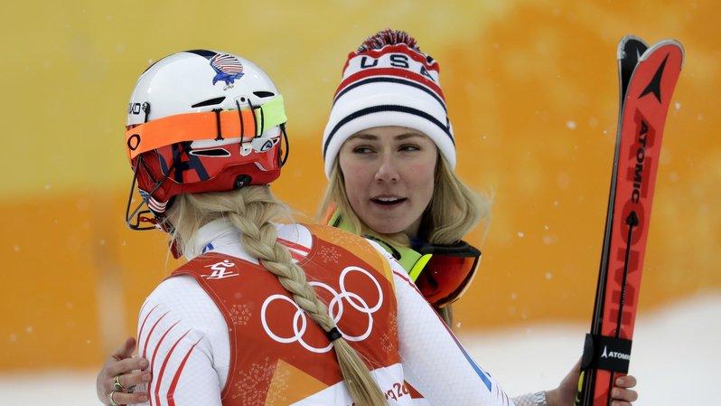 Ski alpin: Mikaela Shiffrin et Lindsey Vonn ne seront pas à Crans-Montana