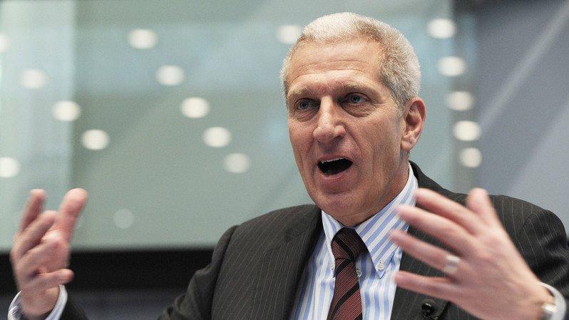 Zurich: Pierin Vincenz, l'ancien patron de Raiffeisen fait l'objet d'une enquête pour gestion déloyale