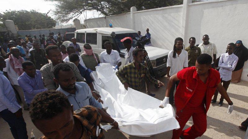 Somalie:le bilan des attentats à Mogadiscio monte à 38 morts