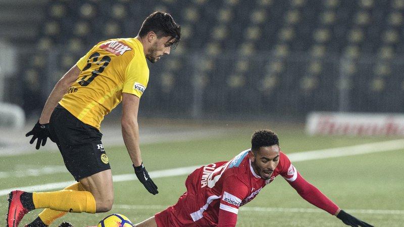 Super League: Young Boys bat difficilement un bon FC Sion
