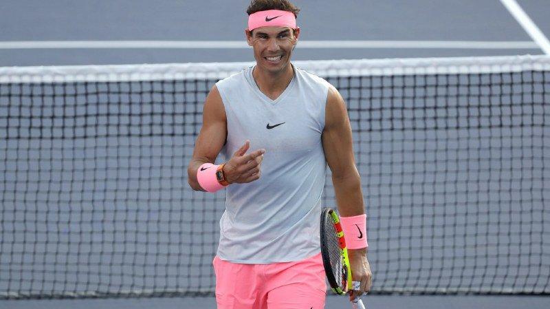 Tennis: Nadal ne joue pas pour redevenir n°1 mondial, mais pour le plaisir
