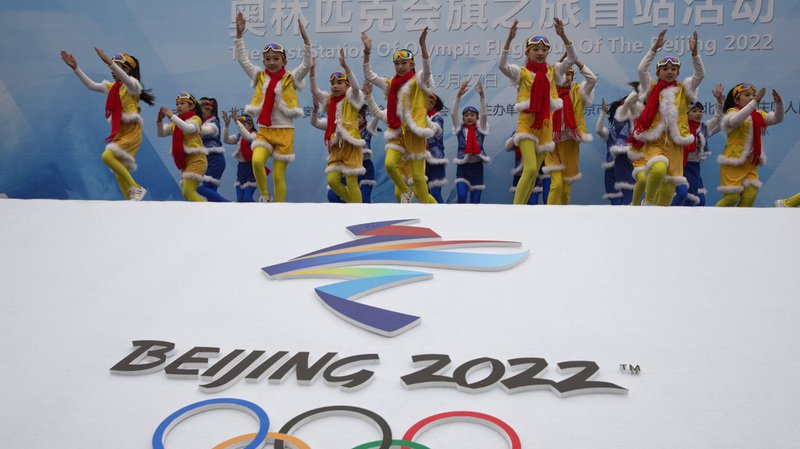 JO 2022: Pékin explose déjà son budget en vue des Jeux olympiques