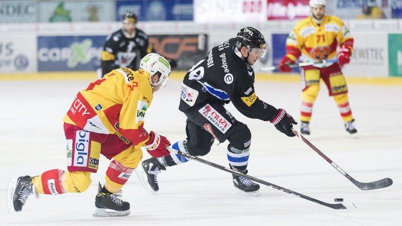 Hockey - National League: Fribourg et GE Servette vainqueurs, Bienne et Lausanne battus