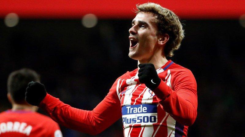 Championnat d'Espagne: Griezmann marque sept buts en deux matches