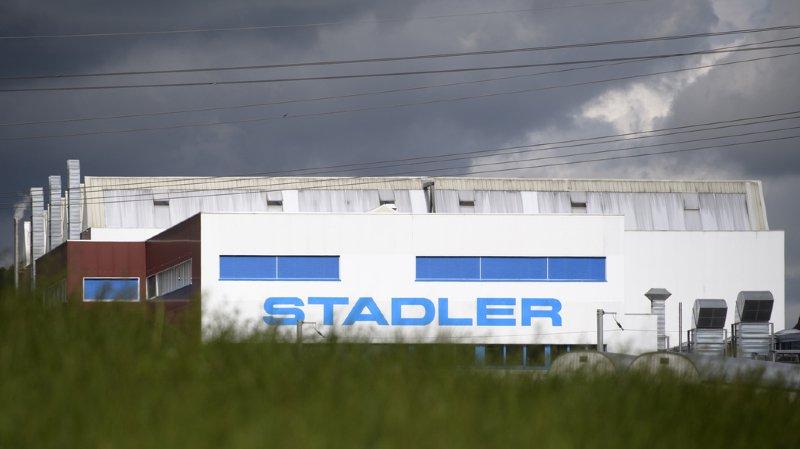 Le fabricant de trains thurgovien Stadler Rail a signé un contrat portant sur la fabrication de 960 rames de métro.