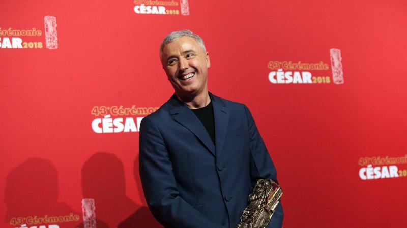 """Le long-métrage """"120 battements par minute"""" de Robin Campillo, sur le combat de l'association de lutte contre le sida Act Up, a remporté vendredi à Paris le César du meilleur film."""