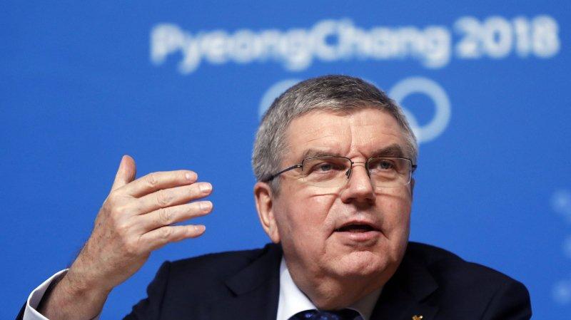 Le Président du CIO Thomas Bach sceptique pour la votation populaire de Sion 2026