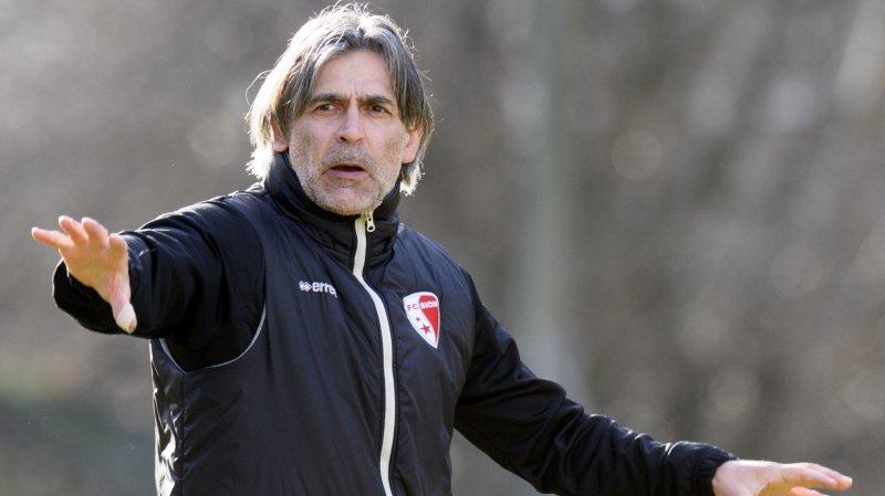 FC Sion: il attend des points à l'extérieur depuis sa victoire à Lugano le 21 septembre