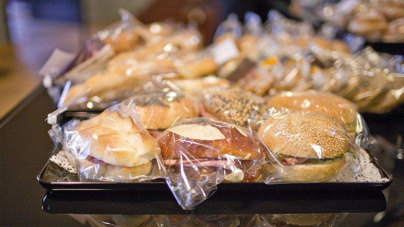 Pollution: l'incroyable empreinte carbone des sandwiches