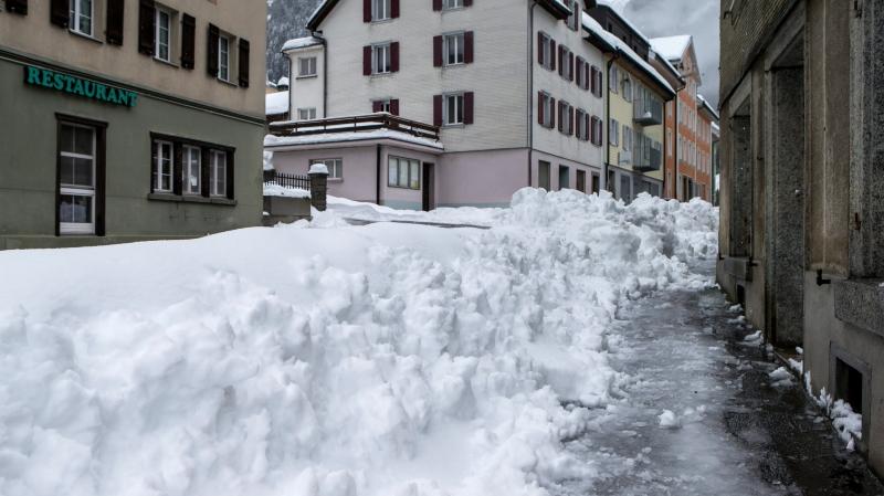 Météo plus calme en Suisse