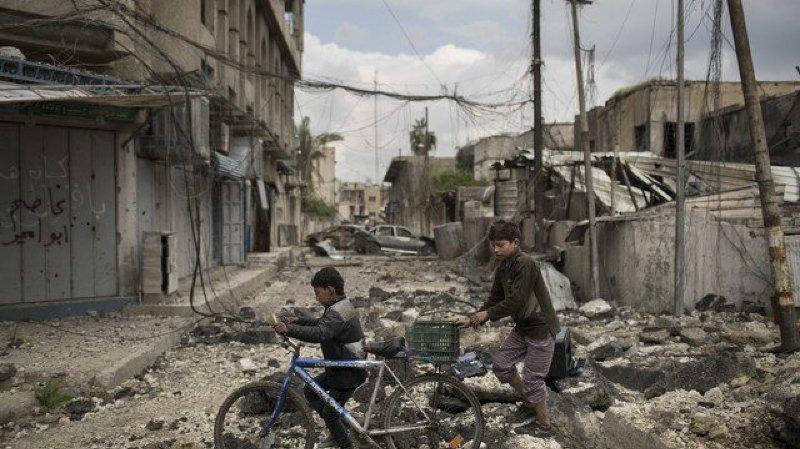 L'Irak cherche 88 milliards pour se reconstruire