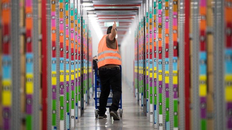 Amazon va créer 2000 emplois en France