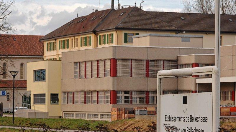 Prisons: la Suisse romande mauvaise élève